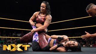 Shayna Baszler vs. Dakota Kai - NXT Women