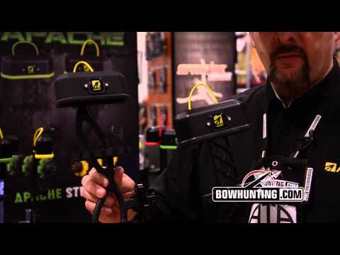 2014 New Bowhunting & Archery gear: NAP 2014 Quivers Tribal & Grid