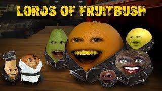 Annoying Orange HFA - Lords of Fruitbush