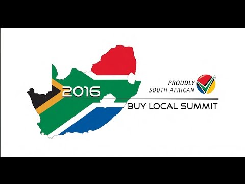 Proudly South African Buy Local Summit