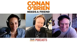 Sona Returns From Maternity Leave   Conan O'Brien Needs a Friend