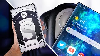 Unboxing the forgotten Samsung Phone.