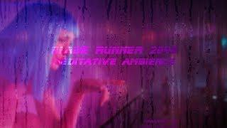 Blade Runner 2049 Meditative Ambience