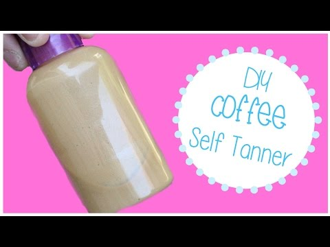 DIY SELF TANNER | Allie Young