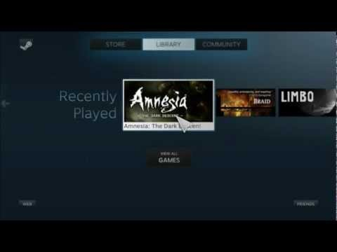 Steam Linux Beta in Action