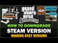 GTA SA - How to Downgrade Steam Version [Tutorial]  - Feat. SpooferJahk