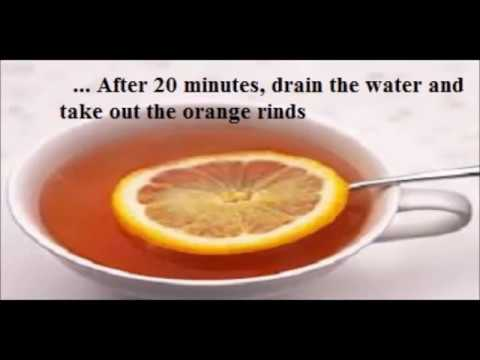 Orange Tea  The Best Tea to Lose Weight Fast