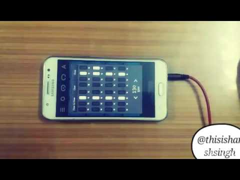 How to make a simple dubstep tune on android phone using dubstep drum pad machine app.
