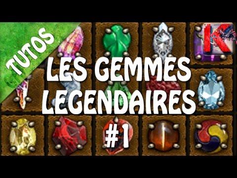 [Diablo 3] Les gemmes légendaires #1 - Legendary gems #1