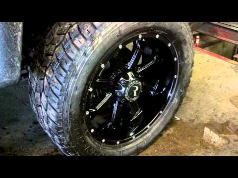 plasti dip glossifer on my matte black wheels!