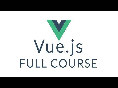 Vue Tutorial - Vue JS Tutorial for Beginners #1 setting up an app