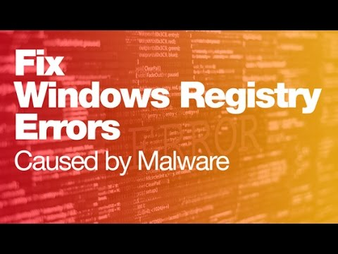 HOW TO REPAIR CORRUPTED WINDOWS XP REGISTRY FILES