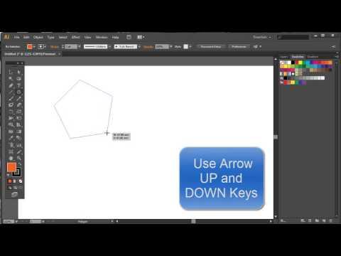 Creating Triangles in Illustrator CS6