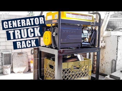 Generator Truck Rack | JIMBO'S GARAGE