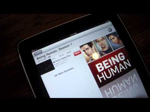 How to Delete a Video on an Apple Ipad