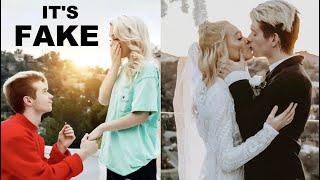 Cody & Zoe Did NOT Get Married (FAKE WEDDING)