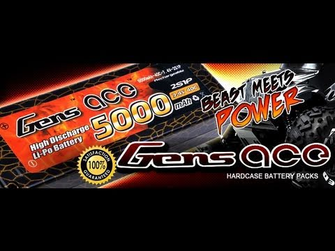 Gens Ace LiPo Battery is the #1 RC Battery in the World