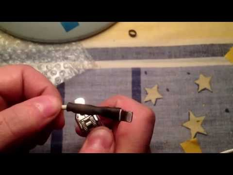 iPhone 5S lightning cable charger permanent fix