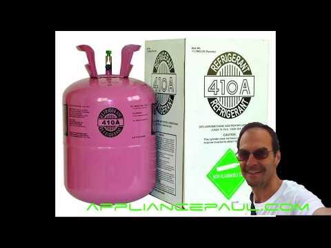 Air Conditioning Refrigerants Comparison