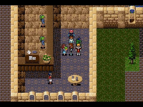 Let's Play Phantasy Star IV #12: Home is Where the Guild is