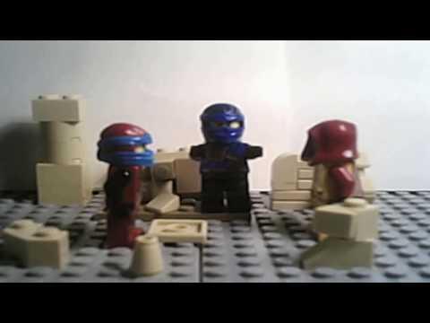 Lego Ninjago Season 2 Ep5: Well come to the dungen