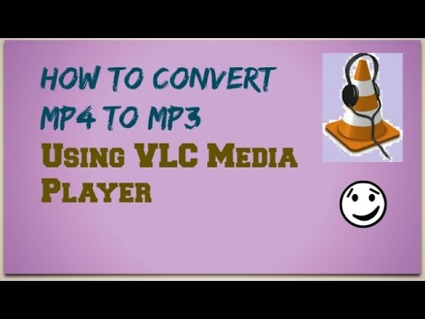 How to Convert MP4 to MP3 Using VLC Media Player|| Tech Fest