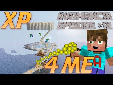MInecraft: How to make an XP Farm Mob Farm in Survival | Avomancia Survival lets Play Ep12 Meat Farm