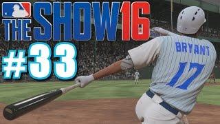 TEAM BOBBY VS. TEAM BENNY! | MLB The Show 16 | Diamond Dynasty #33