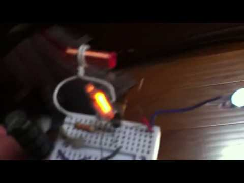 Loopy Exciter running in faraday cage