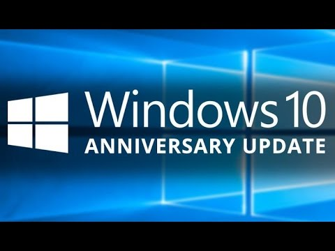 Como descargar Windows 10 anniversary update Gratis