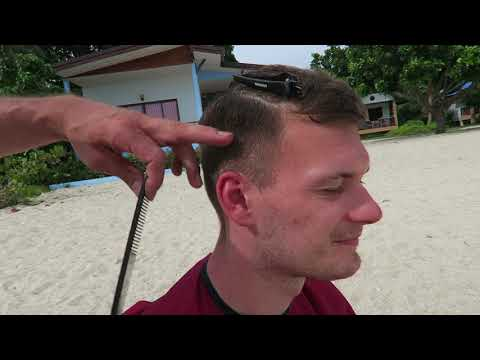 BEGINNERS HAIRCUT TUTORIAL GRADE 2 BACK AND SIDES (THE GLOBECUTTER)