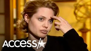 Outspoken Angelina Jolie | Access Hollywood