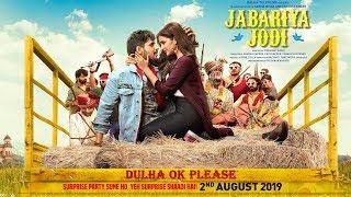 Making of Jabariya Jodi Poster Shoot |Sidhart Malhotra, Parineeti Chopra | 2nd August 2019