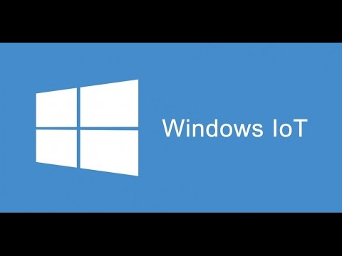 Raspberry PI 2, 30Min install of Production WIndows 10 for IoT