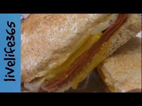 How to...Make a Killer Fried Egg & Bologna Sandwich