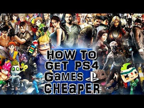 CHEAP PS4 GAMES TUTORIAL - HOW TO GET PS4 GAMES CHEAPER IF YOU LIVE OUTSIDE OF AMERICA