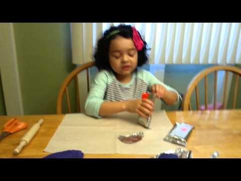 Ami's Cupcakes - Fondant Tutorial -