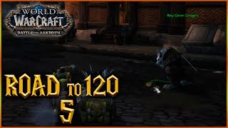 La Muerte De Liam - Road To 120 - Cap 5 - World Of Warcraft