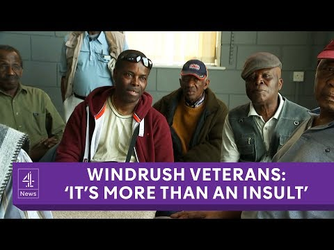 The stories of the Windrush veterans