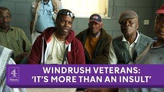 The stories of the Windrush veterans