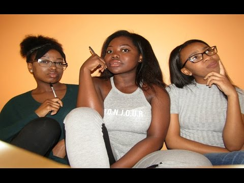 OUR UNIVERSITY EXPERIENCE (With Bloopers) KENT | FRIENDS | SEX | BOYS | FIRST YEAR | TRACY ADJEI