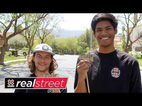 Chris Joslin and Devin Lopez win Real Street 2018 bronze   World of X Games