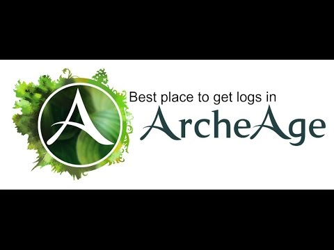 ArcheAge-  Best spot to get logs