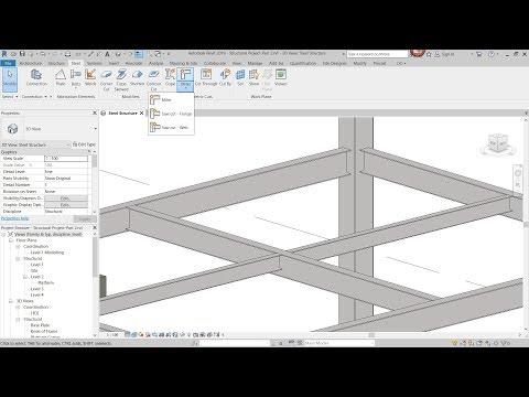 4 - Revit 2019 – Parametric Cuts & Modifiers