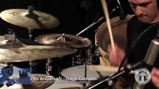 20th Anniversary - Diego Corradin - Performance 01