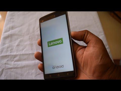 Lenovo k4 note factory reset secret code