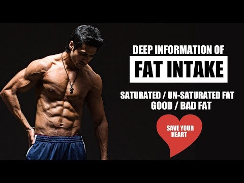 Deep Information of FAT Intake | Saturated & Un-Saturated Fat | Save you Heart - Guru Mann