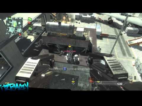 Modern Warfare 3: On Top Of Terminal Secret Barrier