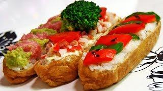 Festive Inari Sushi (RECIPE)