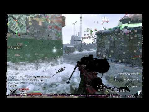 Modern Warfare 2 - 5 Men Snipe Streak